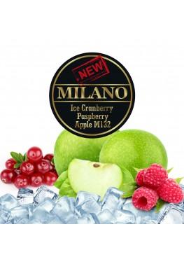 Табак Milano Ice Cranberry Raspberry Apple M132 (Лед Клюква Малина Яблоко) - 50 грамм
