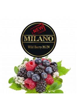 Тютюн Milano Wild Berry M134 (Дика Ягода) - 50 грамм