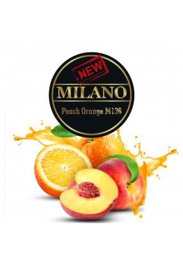 Тютюн Milano Peach Orange M136 (Персик Апельсин) - 50 грам