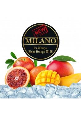 Тютюн Milano Ice Mango Blood Orange M146 (Лід Манго Червоний Апельсин) - 50 грам