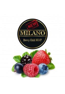 Табак Milano Berry Chill M147 (Ягодный Холод) - 50 грамм