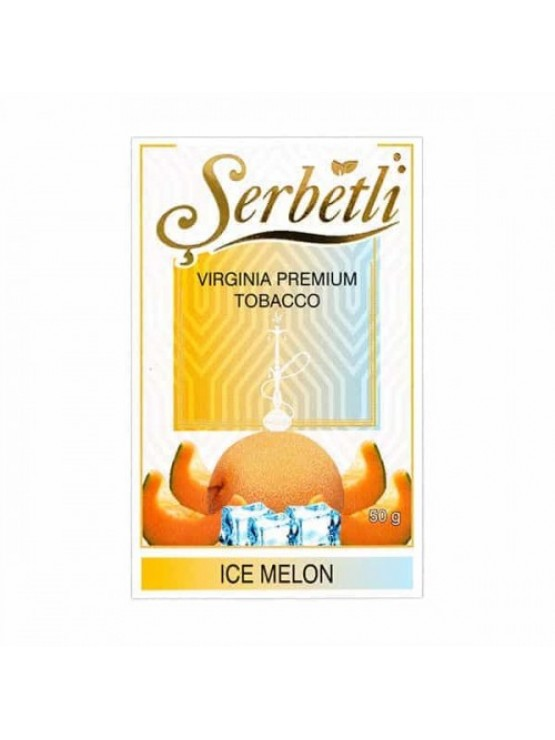 Табак Serbetli Ice Melon (Лед Дыня) - 50 грамм