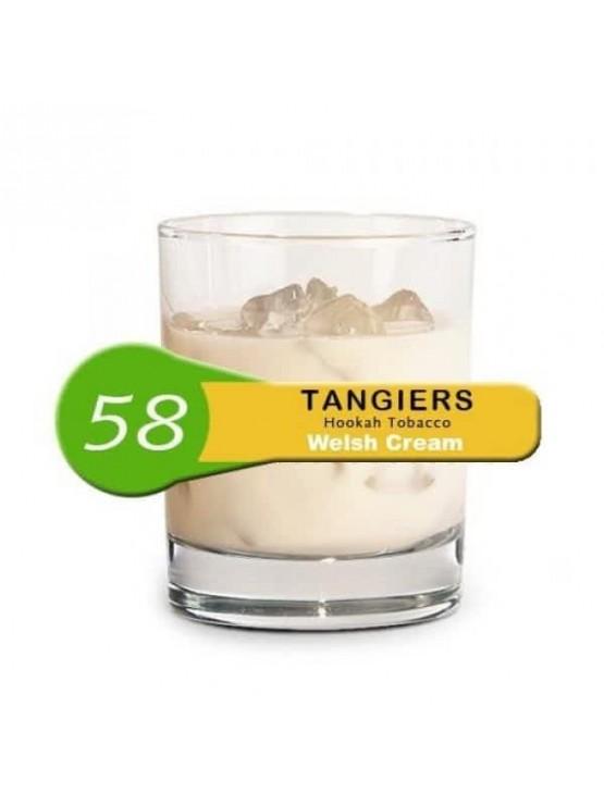Тютюн Tangiers Welsh Cream (Йогурт Капучино Молоко) - 250 грам
