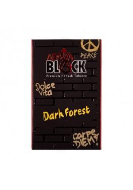 Табак Adalya Black Dark Forest (Темный Лес) - 50 грамм