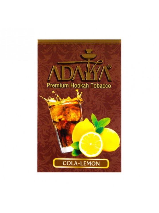 Табак Adalya Cola Lemon (Кола лимон) - 50 грамм