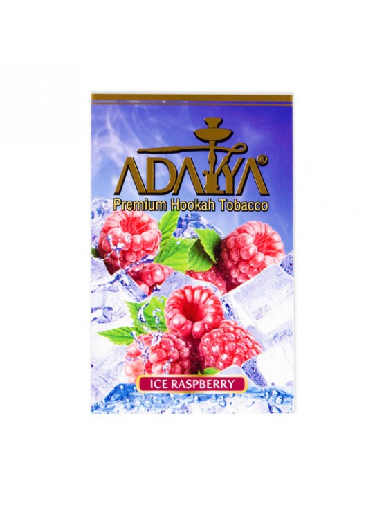 Табак Adalya Ice Raspberry (Лёд малина) - 50 грамм