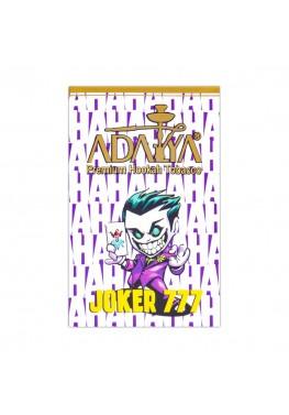 Табак Adalya Joker 777 (Джокер 777) - 50 грамм