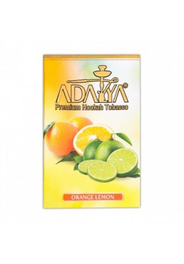 Тютюн Adalya Orange Lemon (Апельсин лайм) - 50 грам