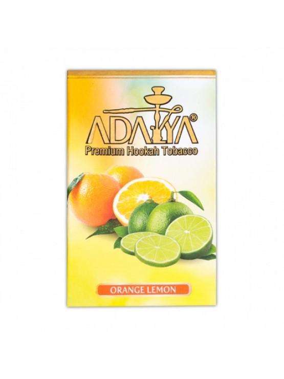 Тютюн Adalya Orange Lemon (Апельсин лайм) - 50 грам
