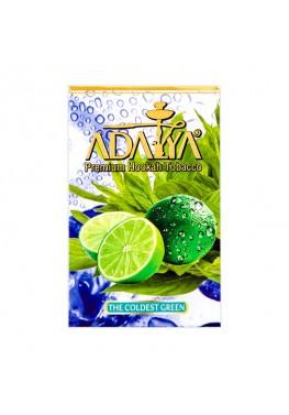 Тютюн Adalya The Coldest Green (Прохолодний Лайм) - 50 грам