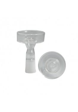 Скляна чаша для кальяну