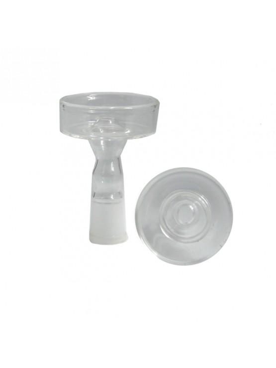 Стеклянная чаша для кальяна