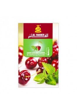Тютюн Al Fakher Cherry With Mint (Вишня з М'ятою) - 50 грам
