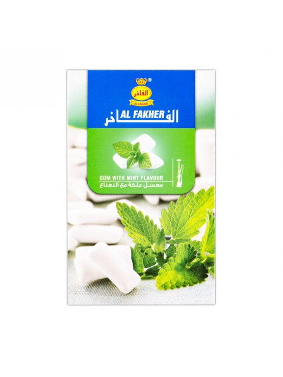 Табак Al Fakher Gum with Mint (Жвачка с Мятой) - 50 грамм