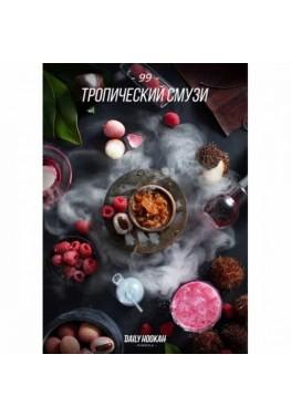 Тютюн Daily Hookah Formula 99 Тропічний Смузі - 60 грам