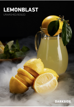 Тютюн Darkside Medium Lemonblast (Лимонний Вибух) - 100 грам
