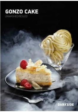 Табак Darkside Medium Gonzo Cake 100 грамм (Чизкейк)