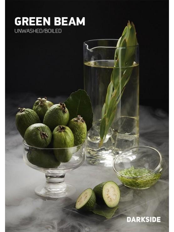 Табак Darkside Medium Green Beam (Фейхоа) - 100 грамм