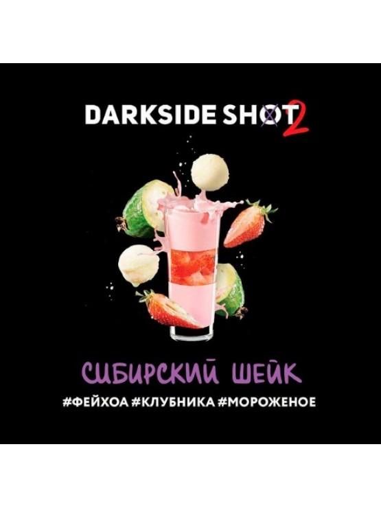 Тютюн Darkside Shot Сибірський Шейк - 30 грам