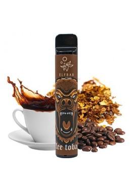 Кофе Табак (Coffee Tobacco) - 1500 тяг