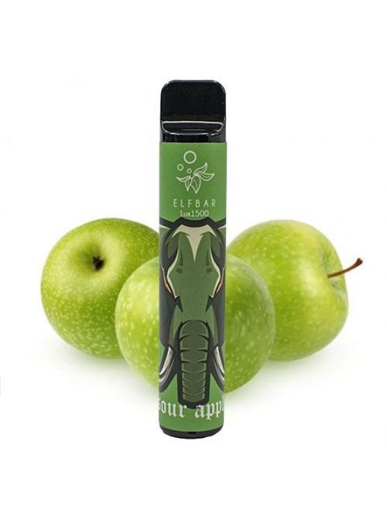 Кислое Яблоко (Sour Apple) - 1500 тяг