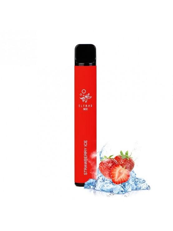 Клубника Лёд (Strawberry Ice) - 800 тяг