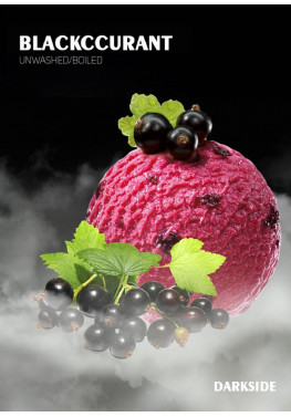 Табак Dark Side Soft Black Currant 100 грамм (Черная Смородина)