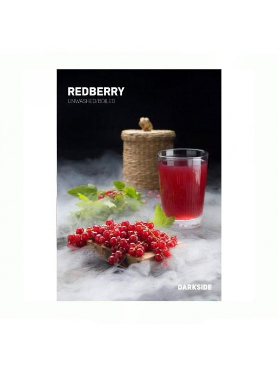 Табак Darkside Medium Red Berry 100 грамм (Красная Смородина)
