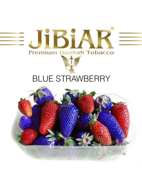 Табак Jibiar Blue Strawberry (Голубая Клубника) - 100 грамм