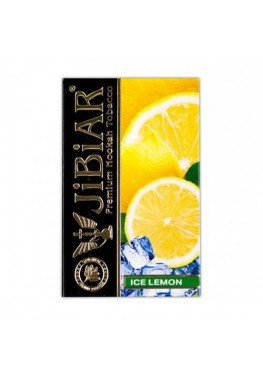 Табак Jibiar Ice Lemon (Лед Лимон) - 50 грамм