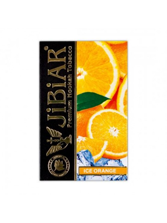 Тютюн Jibiar Ice Orange (Лід Апельсин) - 50 грам