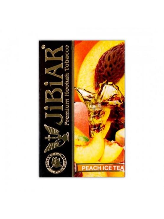 Тютюн Jibiar Peach Ice Tea (Холодний Персиковий Чай) - 50 грам