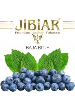 Табак Jibiar Baja Blue (Черника Мята) - 100 грамм