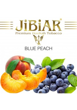 Тютюн Jibiar Blue Peach (Лохина Персик) - 100 грам