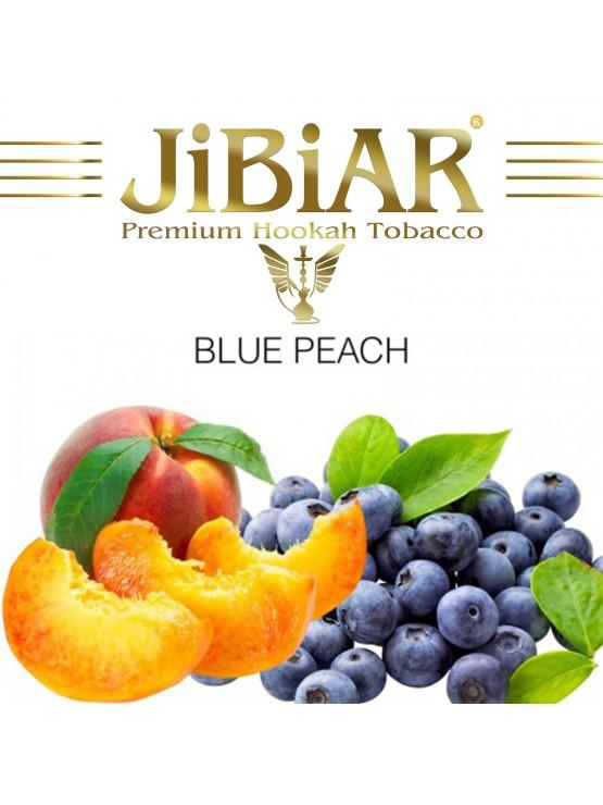 Тютюн Jibiar Blue Peach (Лохина Персик) - 100 грам