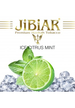 Тютюн Jibiar Ice Citrus Mint (Лід Цитрус М'ята) - 100 грам