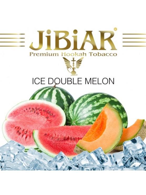 Тютюн Jibiar Ice Double Melon (Лід Кавун Диня) - 100 грам