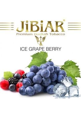 Табак Jibiar Ice Grape Berry (Лед Виноград Ягода) - 100 грамм