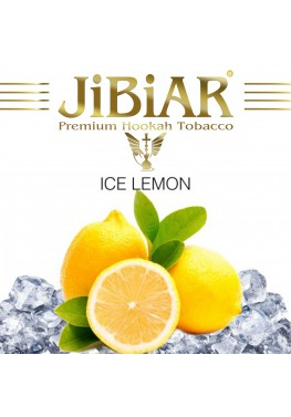 Табак Jibiar Ice Lemon (Лед Лимон) - 100 грамм