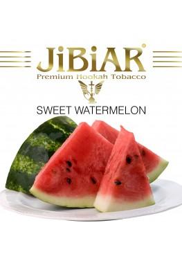 Табак Jibiar Sweet Watermelon (Сладкий Арбуз) - 100 грамм