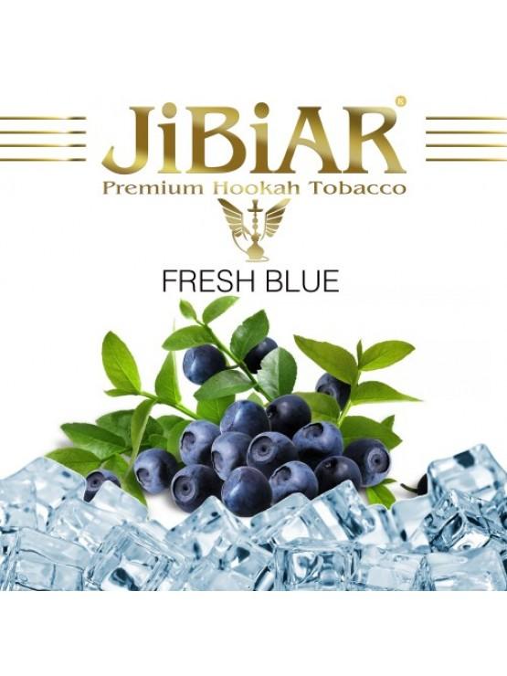Тютюн Jibiar Fresh Blue (Свіжий Синій) - 100 грам