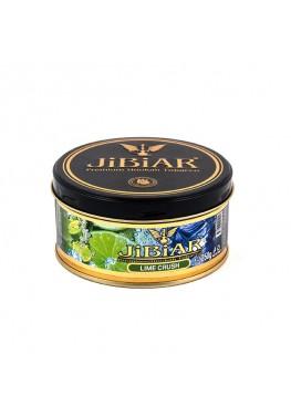 Табак Jibiar Lime Crush (Лайм Краш) - 250 грамм