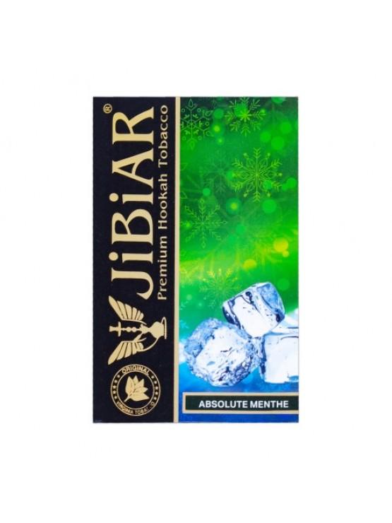 Табак Jibiar Absolute Menthe (Абсолютная Мята) - 50 грамм