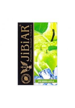 Тютюн Jibiar Ice Green Apple (Лід Зелене Яблуко) - 50 грам