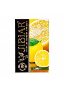 Табак Jibiar Lemon Chill (Лед Лимон) - 50 грамм