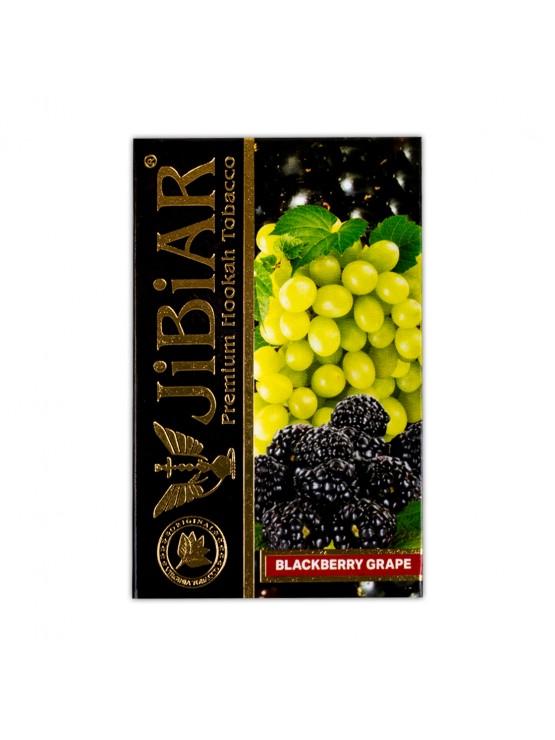 Табак Jibiar Blackberry Grape (Ежевика Виноград)  - 50 грамм