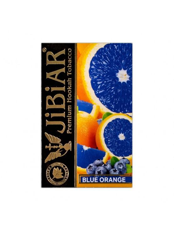 Табак Jibiar Blue Orange (Черника Апельсин) - 50 грамм