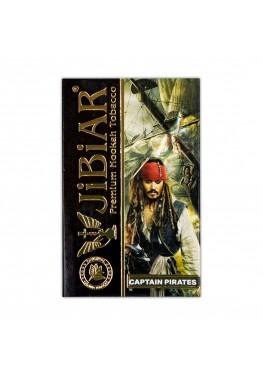 Тютюн Jibiar Captain Pirates (Капітан Піратів) - 50 грам