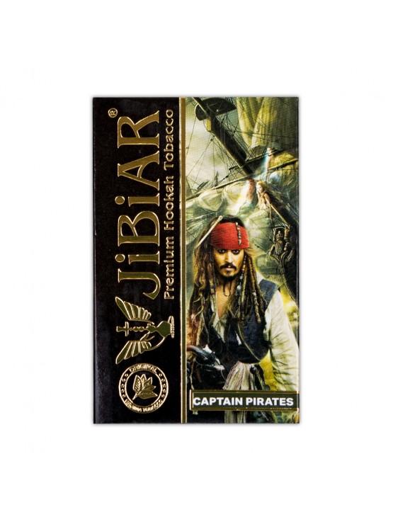 Табак Jibiar Captain Pirates (Капитан Пиратов) - 50 грамм