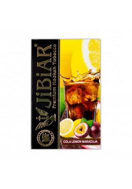 Табак Jibiar Cola Lemon Maracuja (Кола Лимон Маракуйя)- 50 грамм